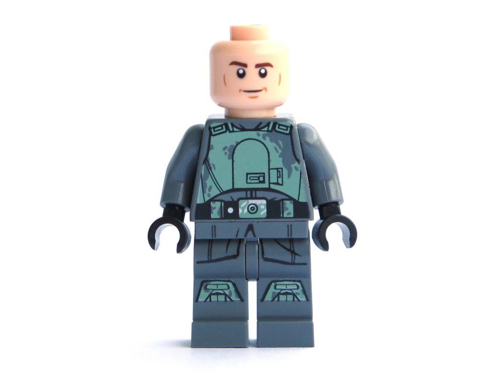 LEGO® 75211 - Minifigur Han Solo - Vorderseite ohne Zubehör | ©2018 Brickzeit