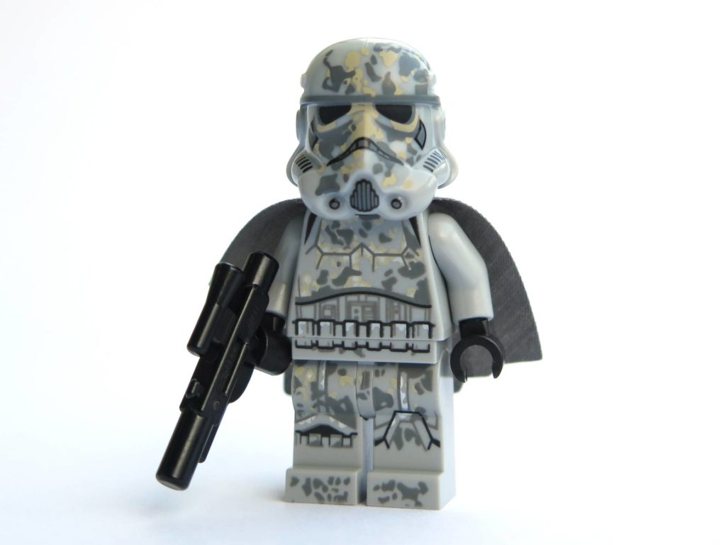 LEGO® 75211 - Minifigur Mimban Stormtrooper | ©2018 Brickzeit