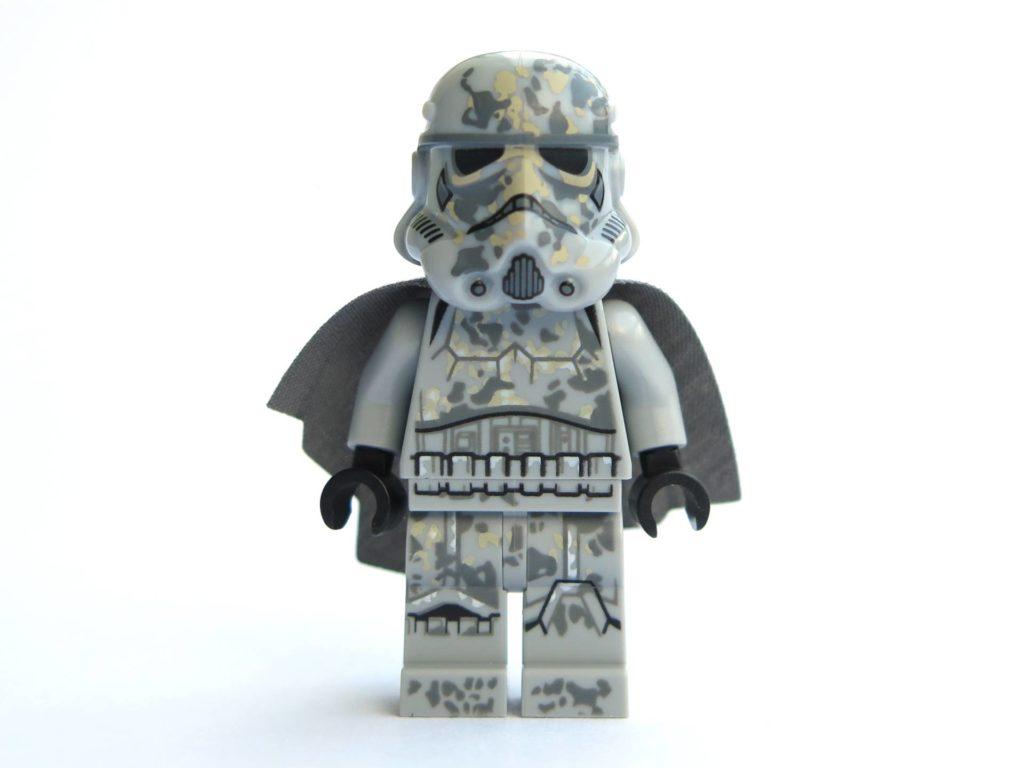 LEGO® 75211 - Minifigur Mimban Stormtrooper - Vorderseite | ©2018 Brickzeit