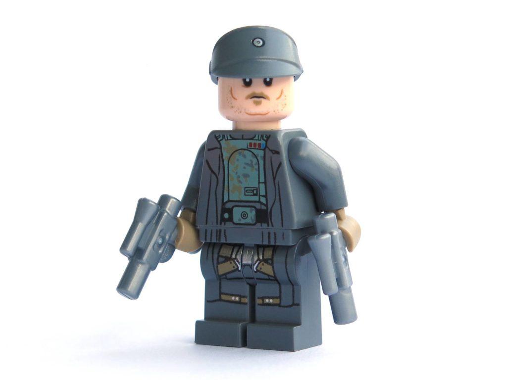LEGO® 75211 - Minifigur Tobias Beckett | ©2018 Brickzeit