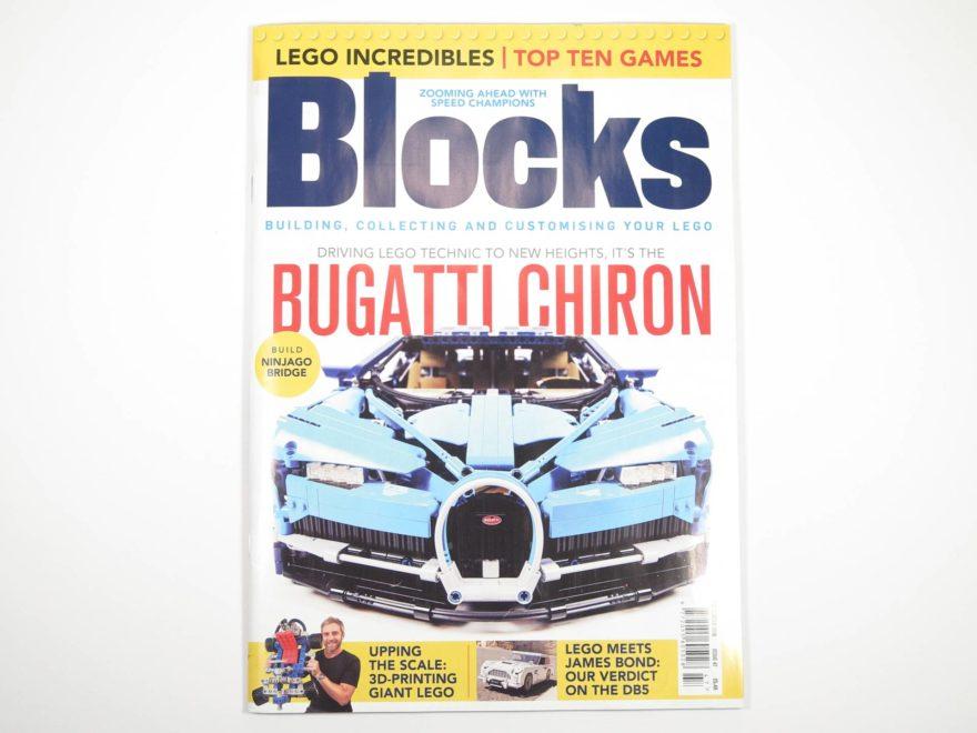 LEGO Blocks Magazin Ausgabe 47 - Vorderseite
