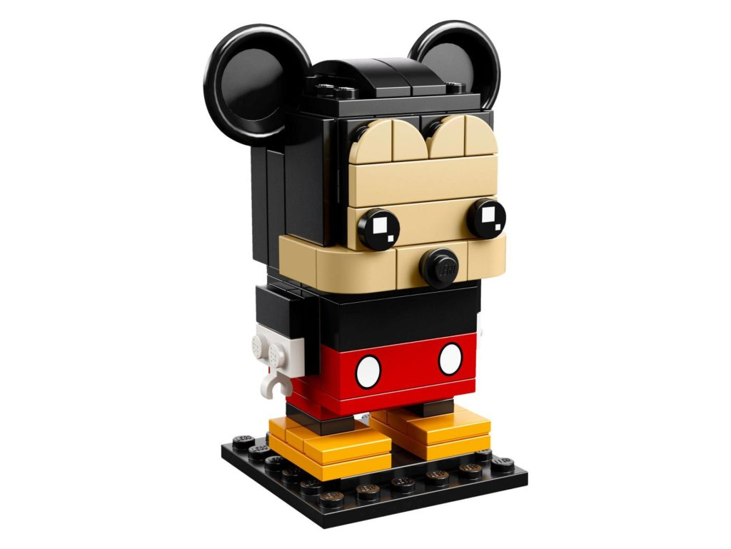 LEGO® Brickheadz Micky Maus 41624 - Figur | ©2018 LEGO Gruppe