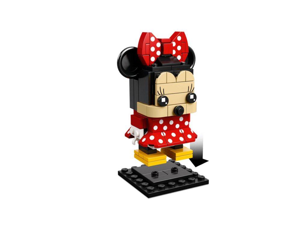 LEGO® Brickheadz Minnie Maus 41625 - Figur 2 | ©2018 LEGO Gruppe