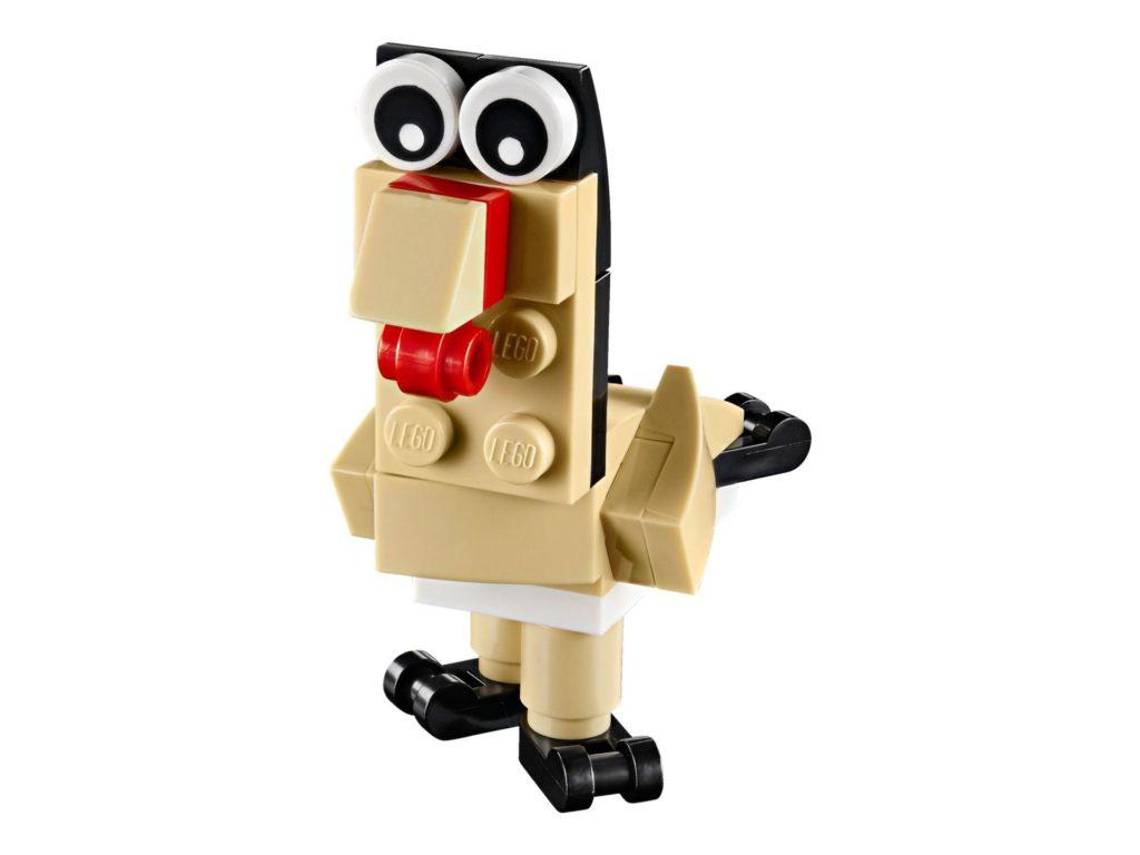 LEGO® Creator 3-in-1 Niedlicher Mops (30542) - Truthan | ©2018 LEGO Gruppe