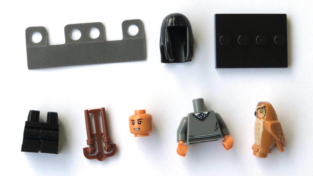 LEGO 71022 - Nr. 7 - Cho Chang - Einzelteile | ©2018 Brickzeit