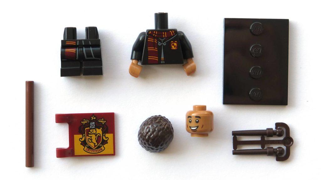LEGO 71022 - Nr. 8 - Dean Thomas - Einzelteile | ©2018 Brickzeit