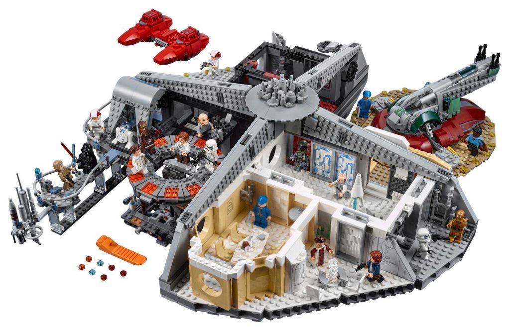LEGO® Star Wars™ Betrayal at Cloud City™ 75222 - Bild 1 | ©2018 LEGO Gruppe