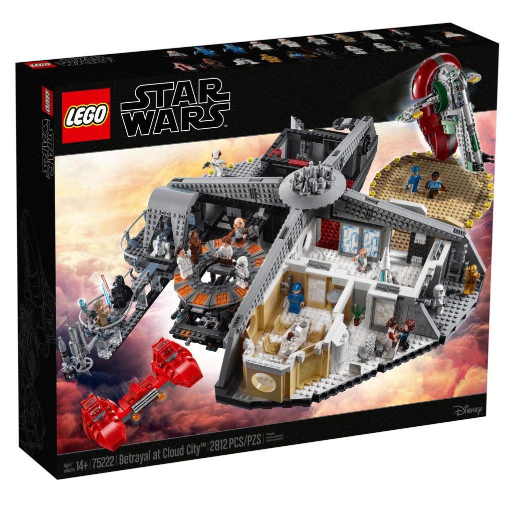 LEGO® Star Wars™ Betrayal at Cloud City™ 75222 - Bild 2 | ©2018 LEGO Gruppe