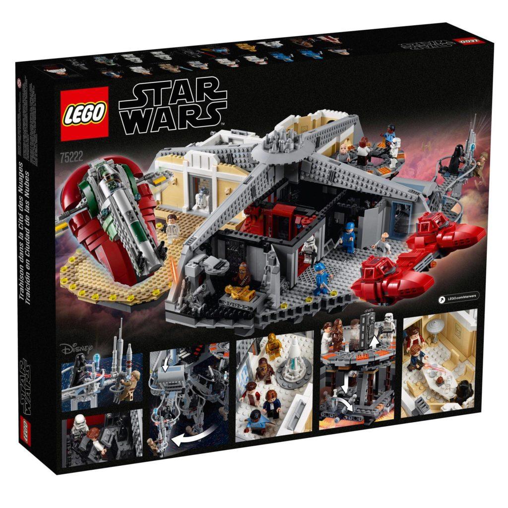 LEGO® Star Wars™ Betrayal at Cloud City™ 75222 - Bild 12 | ©2018 LEGO Gruppe