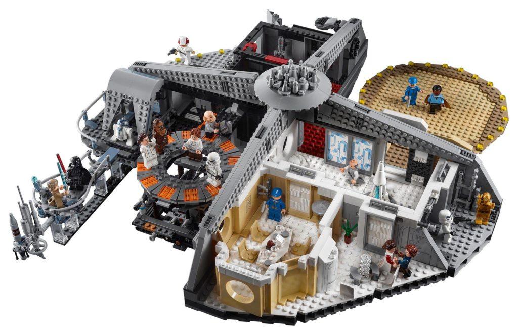 LEGO® Star Wars™ Betrayal at Cloud City™ 75222 - Bild 3 | ©2018 LEGO Gruppe