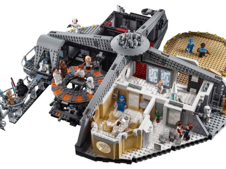 LEGO® Star Wars™ Betrayal at Cloud City™ 75222 - Bild 3 | ©2018 LEGO Gruppe