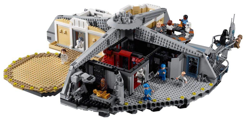 LEGO® Star Wars™ Betrayal at Cloud City™ 75222 - Bild 4 | ©2018 LEGO Gruppe