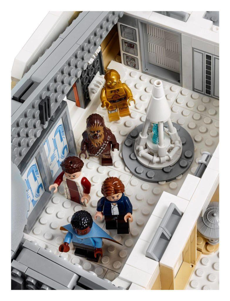 LEGO® Star Wars™ Betrayal at Cloud City™ 75222 - Bild 5 | ©2018 LEGO Gruppe