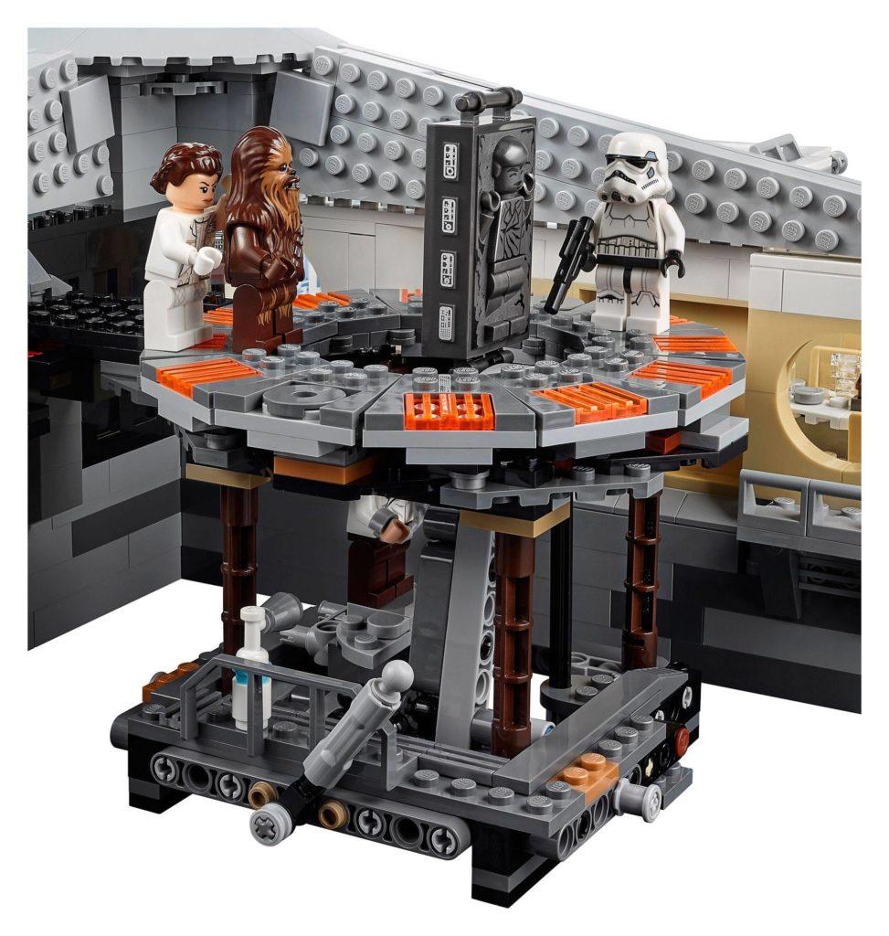 LEGO® Star Wars™ Betrayal at Cloud City™ 75222 - Bild 7 | ©2018 LEGO Gruppe