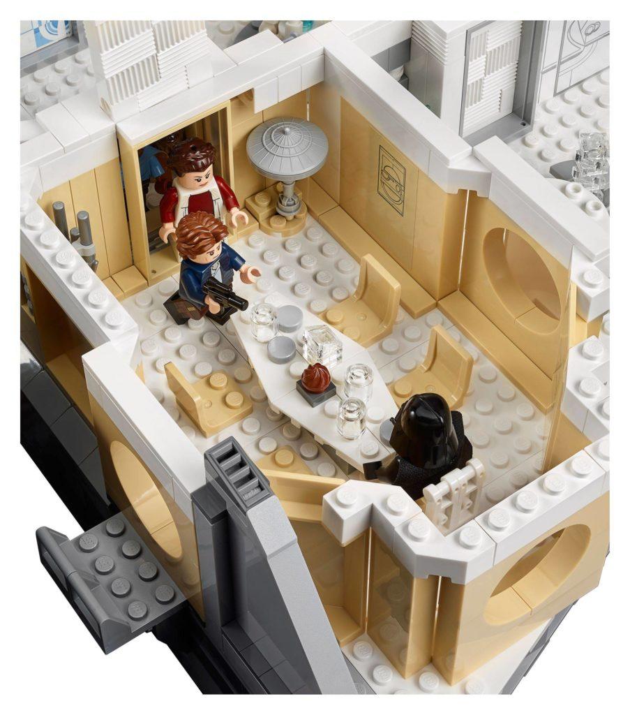LEGO® Star Wars™ Betrayal at Cloud City™ 75222 - Bild 8 | ©2018 LEGO Gruppe