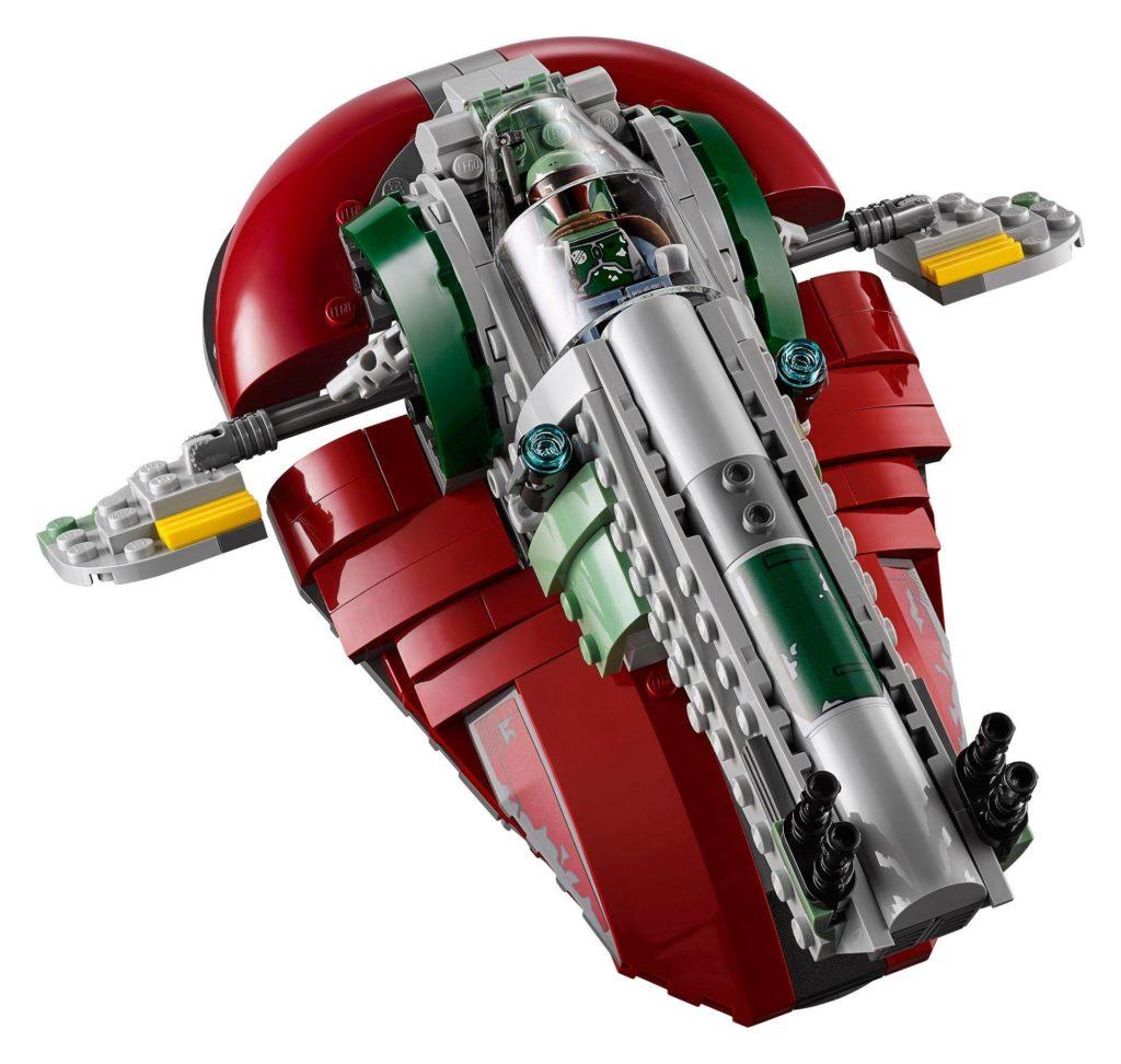 LEGO® Star Wars™ Betrayal at Cloud City™ 75222 - Bild 9 | ©2018 LEGO Gruppe