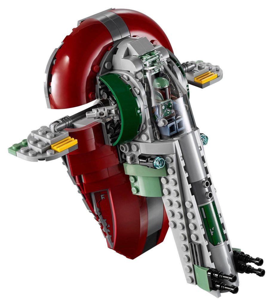 LEGO® Star Wars™ Betrayal at Cloud City™ 75222 - Bild 10 | ©2018 LEGO Gruppe