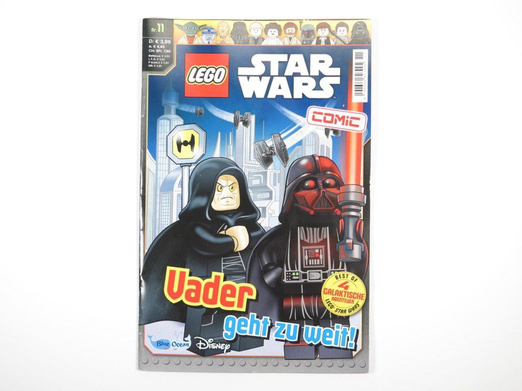 LEGO® Star Wars™ Comic 11 - Cover | ©2018 Brickzeit