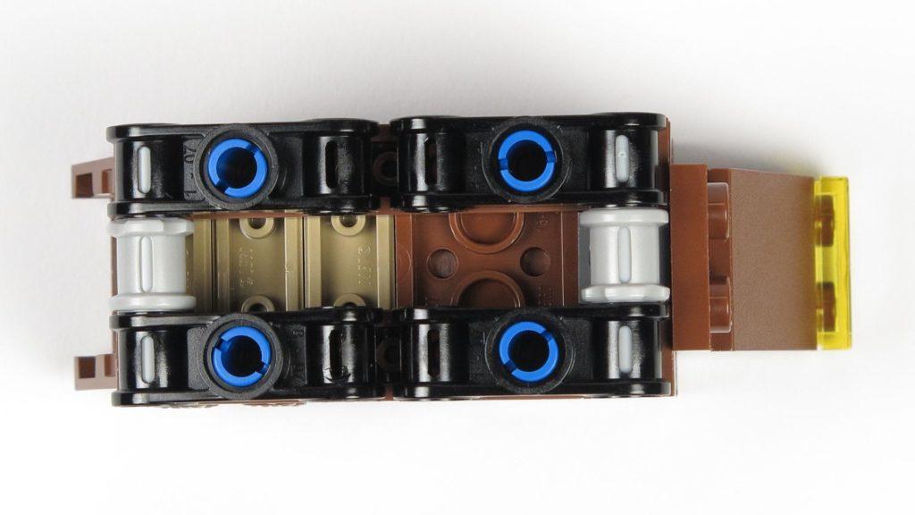 LEGO® Star Wars™ Comic 11 - Sandcrawler - Unterseite | ©2018 Brickzeit
