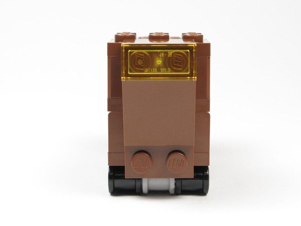 LEGO® Star Wars™ Comic 11 - Sandcrawler - Vorderseite | ©2018 Brickzeit