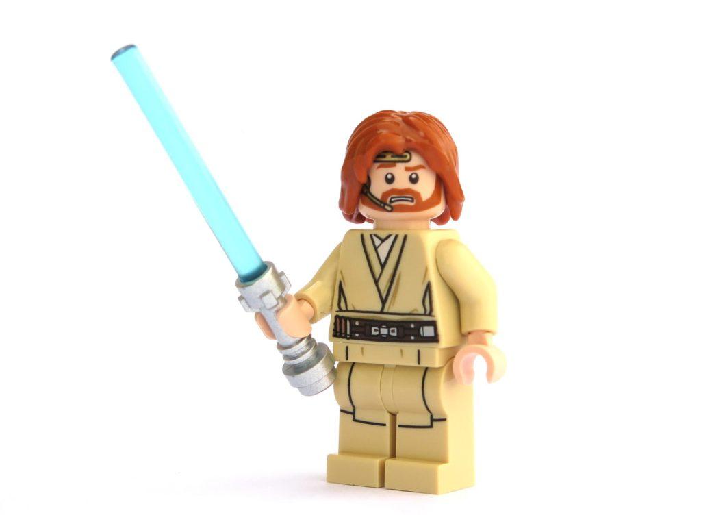 LEGO® Star Wars™ Magazin Nr. 39 - Obi-Wan Kenobi mit Lichtschwert | ©2018 Brickzeit