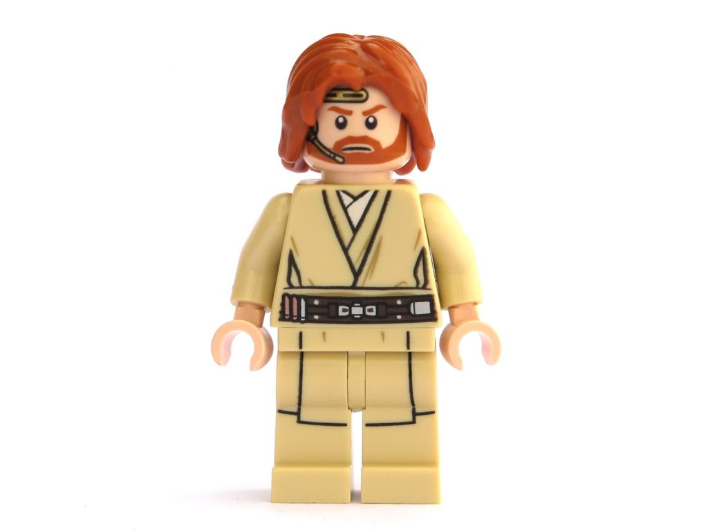 LEGO® Star Wars™ Magazin Nr. 39 - Obi-Wan Kenobi, Vorderseite alternatives Gesicht | ©2018 Brickzeit