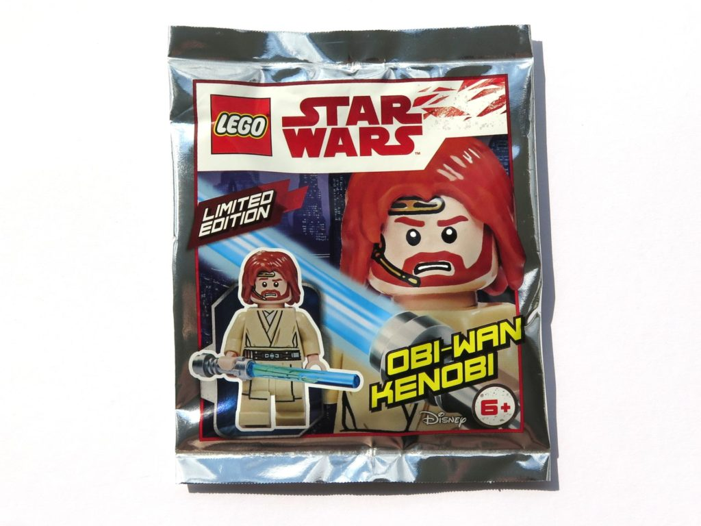LEGO® Star Wars™ Magazin Nr. 39 - Polybag | ©2018 Brickzeit