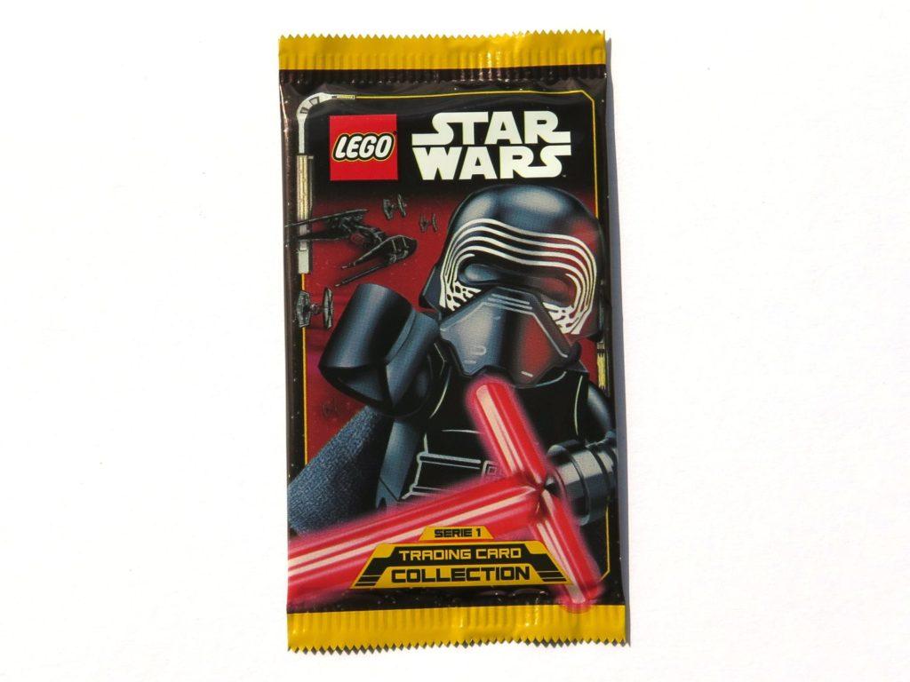 LEGO® Star Wars™ Magazin Nr. 39 - Sammelkarten Booster | ©2018 Brickzeit