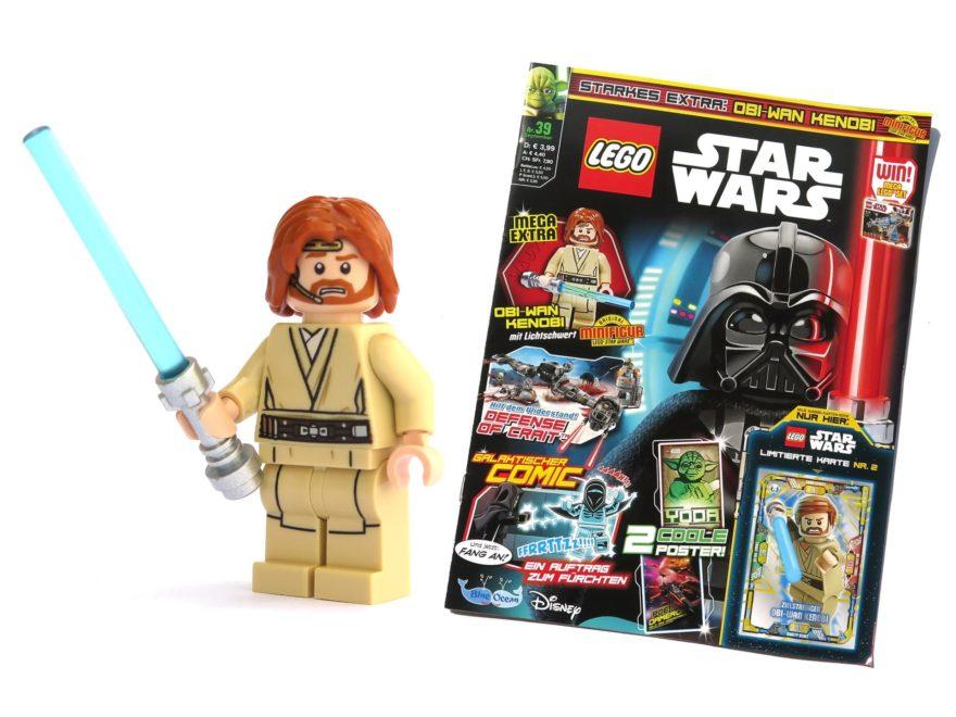 LEGO® Star Wars™ Magazin Nr. 39 - Titelbild | ©2018 Brickzeit