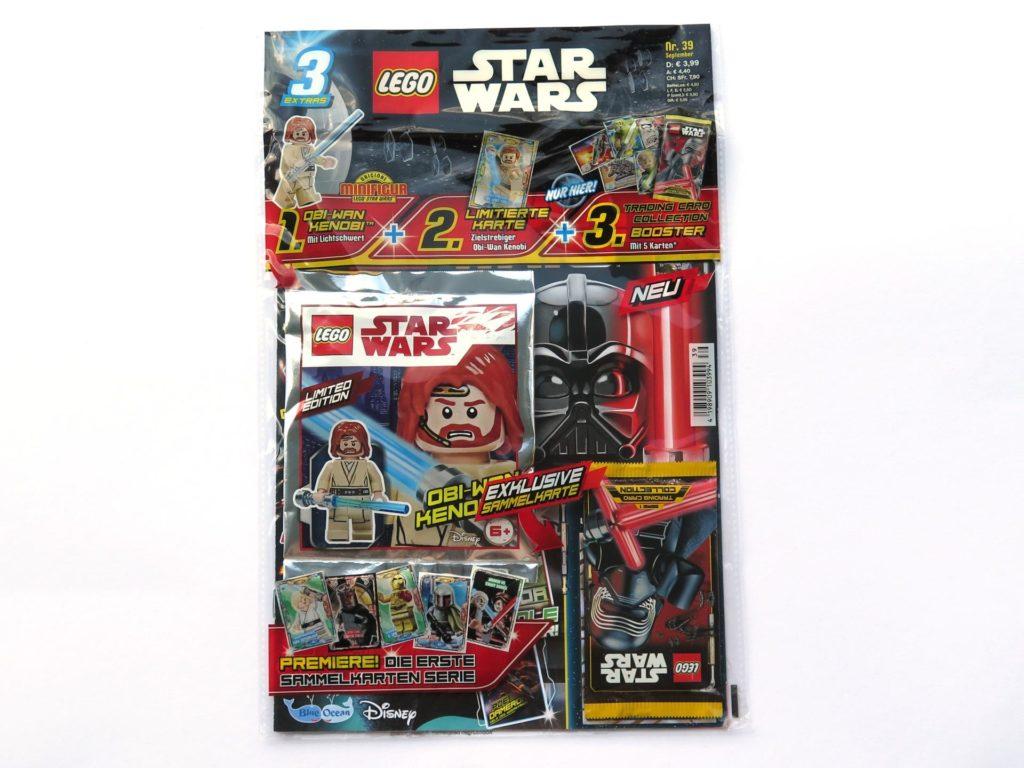 LEGO® Star Wars™ Magazin Nr. 39 - Verpackung | ©2018 Brickzeit