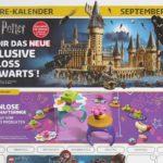 LEGO Store Kalender September 2018 - Titelbild | ©LEGO Gruppe
