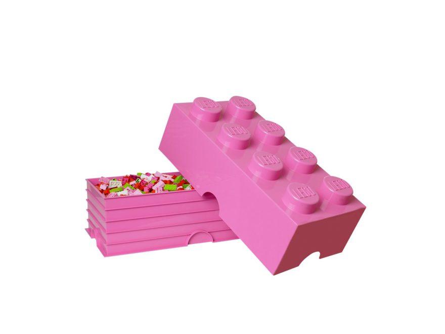 LEGO® Storage Brick 8 Noppen - Titelbild | ©LEGO Gruppe