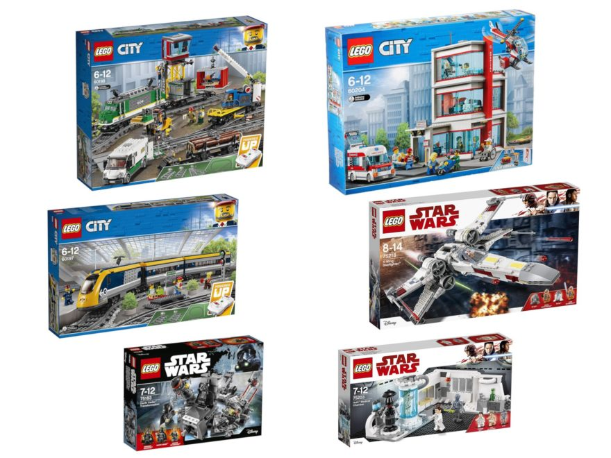 Amazon Herbst-Angebote-Woche - LEGO Sets 27.09.2018