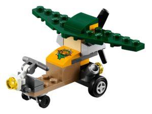 LEGO® 40284 Ultraleicht Flugzeug | ©LEGO Gruppe