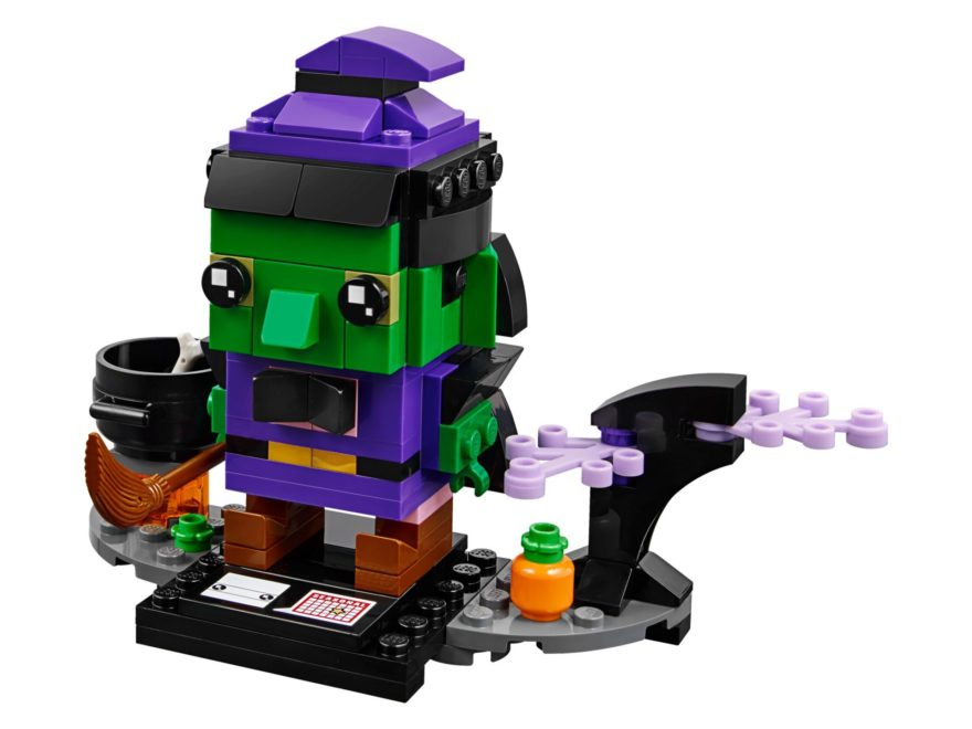LEGO Brickheadz Halloween-Hexe 40272 | ©LEGO Gruppe