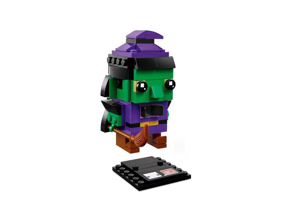 LEGO Brickheadz Halloween-Hexe 40272 - Figur | ©LEGO Gruppe
