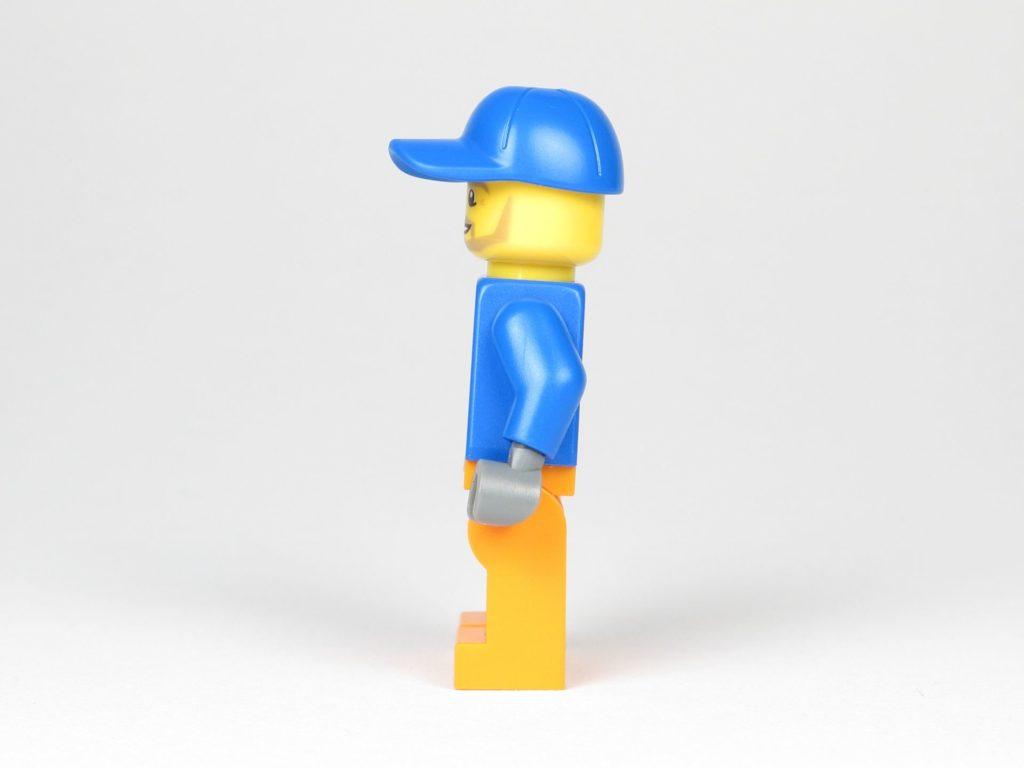 LEGO® City Magazin Nr. 9 - Müllmann - linke Seite | ©2018 Brickzeit