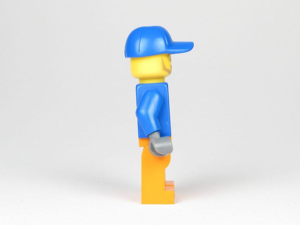 LEGO® City Magazin Nr. 9 - Müllmann - rechte Seite | ©2018 Brickzeit