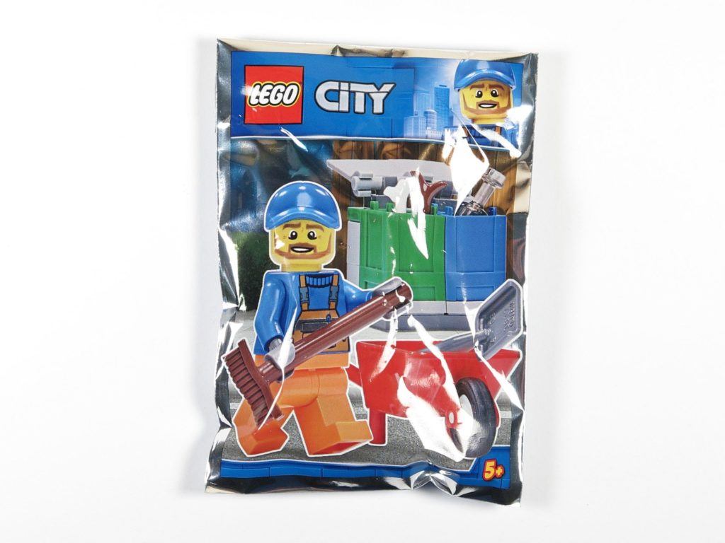 LEGO® City Magazin Nr. 9 - Polybag | ©2018 Brickzeit