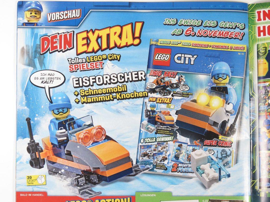 LEGO® City Magazin Nr. 9 - Vorschau | ©2018 Brickzeit