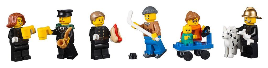 LEGO® Creator Expert 10263 Winter Village Fire Station 10263 - Bild 10 | ©LEGO Gruppe
