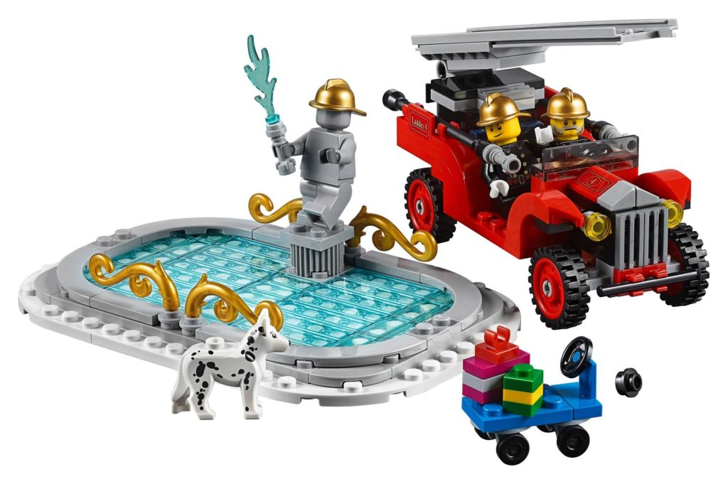 LEGO® Creator Expert 10263 Winter Village Fire Station 10263 - Bild 7 | ©LEGO Gruppe