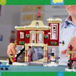 Designer Video von LEGO® Creator Expert 10263 Winterliche Feuerwache | ©LEGO Gruppe