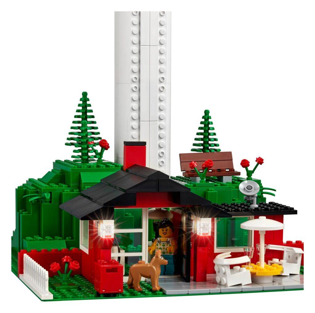 LEGO® Creator Expert 10268 Vestas® Windkraftanlage - Bild 7 | ©LEGO Gruppe