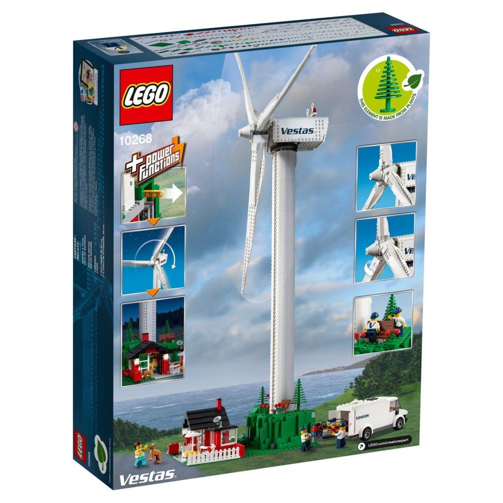 LEGO® Creator Expert 10268 Vestas® Windkraftanlage - Bild 13 | ©LEGO Gruppe