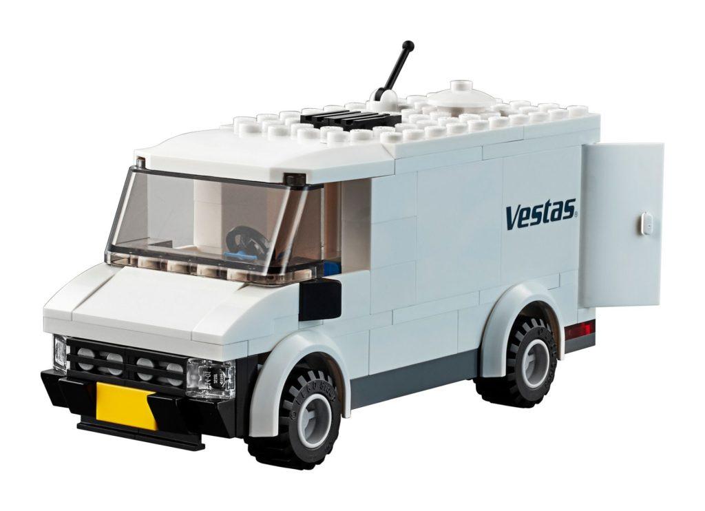 LEGO® Creator Expert 10268 Vestas® Windkraftanlage - Bild 14 | ©LEGO Gruppe