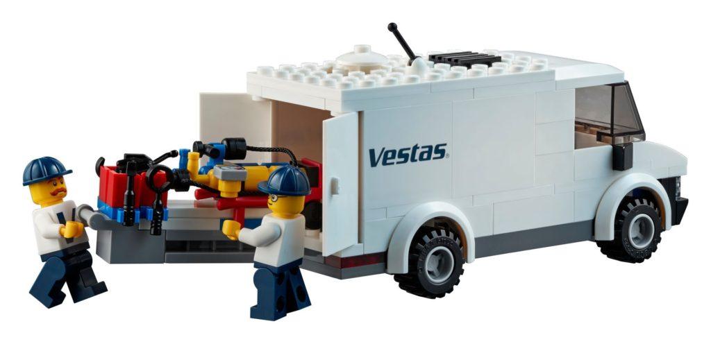 LEGO® Creator Expert 10268 Vestas® Windkraftanlage - Bild 16 | ©LEGO Gruppe