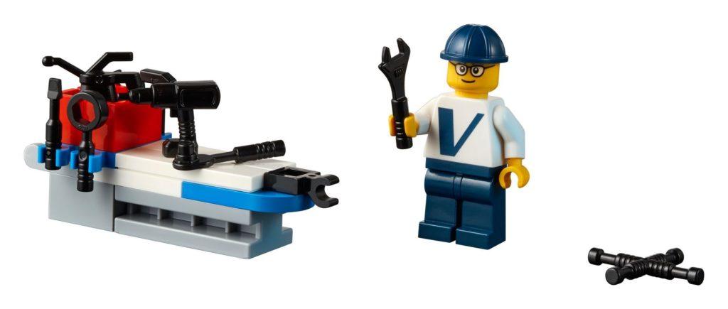 LEGO® Creator Expert 10268 Vestas® Windkraftanlage - Bild 17 | ©LEGO Gruppe
