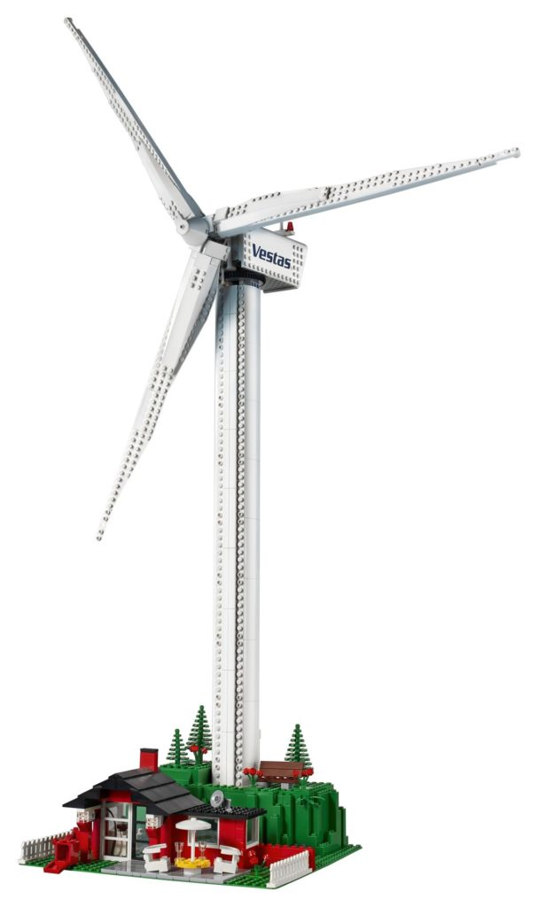 LEGO® Creator Expert 10268 Vestas® Windkraftanlage - Bild 27 | ©LEGO Gruppe