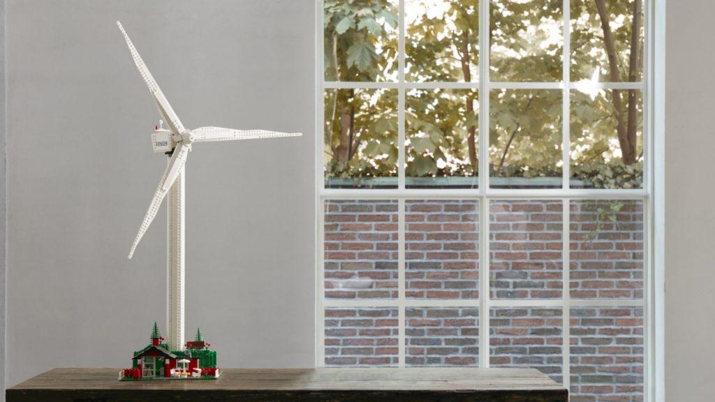 LEGO® Creator Expert 10268 Vestas® Windkraftanlage - Bild 28 | ©LEGO Gruppe